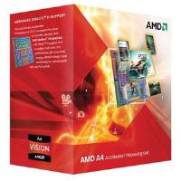 AMD A4 Series Dual Core (A4-5300) 3.4GHz Accelerated Processor Unit (APU) 1MB with Radeon HD 7480D Graphics Card (Tray) at Memory Express