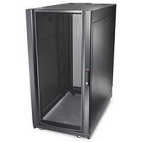 APC NetShelter SX 24U 600mm Wide x 1070mm Deep Enclosure (Black) at Memory Express