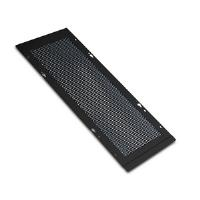 APC Perforated Cover for Cable Trough 750mm (Black)