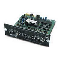 APC Interface Expander with 2 UPS Communication Cables SmartSlot Card