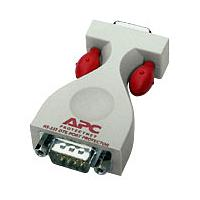 APC ProtectNet DTE 9-pin Serial Female to Male Surge Protector