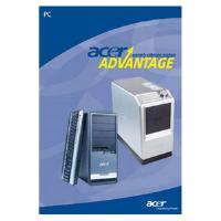 AcerAdvantage 3 Year On-Site (Next Business Day) Veriton M or X 2XX/4XX (Extensa Booklet)