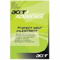 Acer 3 Year Notebook Warranty International Travelers and Accidental Damage Collect and Return + Acer Voyager 15.6 inch Case + Black Wireless Optical Mouse with Nano Dongle for 15.6 inch Notebooks