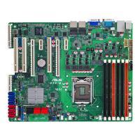 Asus P7F-E Motherboard Socket 1156 Intel 3420 PCH ATX RAID SATA Gigabit LAN (Aspeed AST2050)