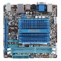 Asus AT3IONT-I Motherboard Intel Atom 330 NVIDIA ION Mini ITX SATA LAN