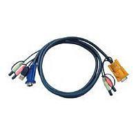 Aten USB KVM Cable for CS1732A/CS1734A/CS1754/CS1758 Switches (3m)