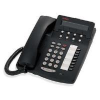 Avaya 6408D+ Digital Telephone in Charcoal (Refurbished)