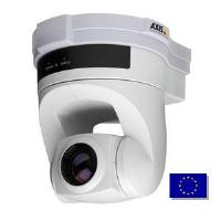 Axis 214 PTZ Day/Night Network Camera with Pan/Tilt/Zoom and Audio (Europe)