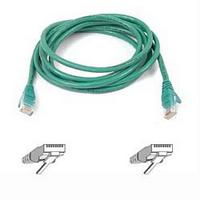 Belkin (5m) Snagless Cat5e RJ-45 Network Cable (Green)