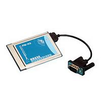Brainboxes PM-143 PCMCIA 1 Port RS232 (Ruggedised)