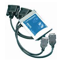 Brainboxes PM-010 PCMCIA 2 Port RS232