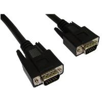 Cables Direct (3m) SVGA Monitor Cable- HD15 Male - Male (Black)