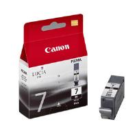 Canon PGI-7BK (Black) Ink Cartridge (Yield 570 Pages)