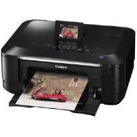 Bundle: Canon PIXMA MG8150 (A4) Colour Bubble Jet Multifunction Printer (Print/Copy/Scan)+ FREE Photo Paper and CL-526 CartridgePack
