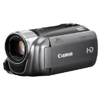 Bundle: Canon LEGRIA HF R206 (3.2MP) Digital HD Camcorder 20x Optical Zoom 3.0 inch LCD + 4GB SD + Soft Case at Memory Express