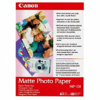 Canon MP-101 (A3) Matte Photo Paper (40 Sheets)