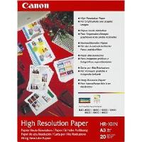 Canon HR-101N (A3) High Resolution Paper (20 Sheets)