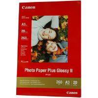 Canon PP-201 (A3) Photo Paper Plus Glossy II (20 Sheets)