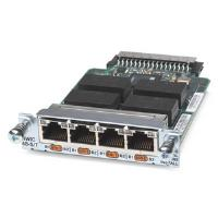 Cisco 4-Port ISDN BRI S/ T High-Speed WAN Interface Card