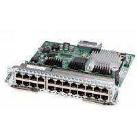 Cisco Enhanced EtherSwitch Service Module Layer 2 Switching, 23 Ports FE, 1 Port GE, PoE Capable