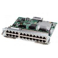 Cisco Enhanced EtherSwitch 24-Port Gigabit Ethernet Service Module Layer 2/ 3 Switching PoE Capable (Spare)