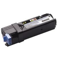 Dell NPDXG High Capacity Yellow Toner Cartridge (Yield 2,500 Pages) for Dell 2150cn/ 2150cdn/ 2155cn/ 2155cdn Laser Printers