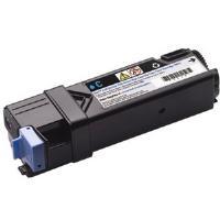 Dell WHPFG Standard Capacity (Yield 1,200 Pages) Cyan Toner Cartridge for Dell 2150cn/ 2150cdn/ 2155cn/ 2155cdn Laser Printers