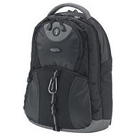Dicota BacPac Mission Notebook Backpack (Pure Black) for 15 inch - 15.4 inch Notebook
