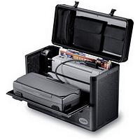 Dicota DataBox Profile for Notebook and Printer (Black)