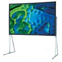 Draper Ultimate (180 inch) Folding Portable Projection Screen Front Complete with Heavy Duty Legs (Flexible Matt White)
