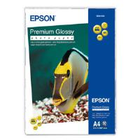 Epson (A4) Premium Glossy Photo Paper (50 Sheets) 255gsm (White)