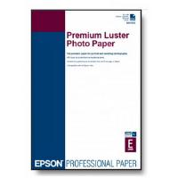 Epson Premium (A2) Luster Photo Paper (25 Sheets)
