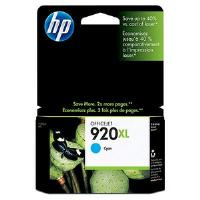 HP 920XL (Yield 700 Pages) Cyan Officejet Ink Cartridge