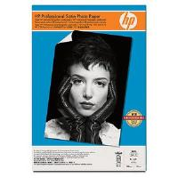 HP Professional Satin Photo Paper (25 Sheets) 300gsm (White)
