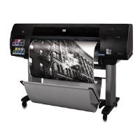 HP Designjet Z6100 Large Format Inkjet Photo Printer 175m 1067 mm 2400 x 1200 60.8m�/Hr (Paper, vinyl, banner scrim, films, fabrics) 8 Vivera pigment inks
