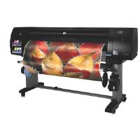 HP Designjet Z6100 Large Format Inkjet Photo Printer 175m 1524 mm 2400 x 1200 66.9m�/Hr (Paper, vinyl, banner scrim, films, fabrics) 8 Vivera pigment inks