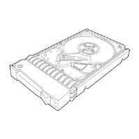 HP 450GB (15,000rpm) 6G 3.5 inch Non Hot-Plug Dual Port Enterprise Hard Drive (Internal)