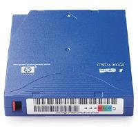 HP LTO Ultrium Data Tape Cartridge 200GB 609m