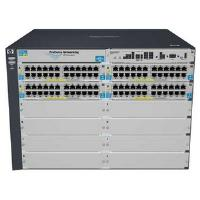 HP Procurve PoE+ Switch 5412zl 96-Port 10Base-T/100Base-TX/1000Base-T