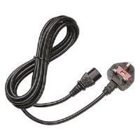 HP 1.83m 10a C13 UK Power Cord