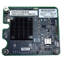 HP 4X QDR QLogic InfiniBand Dual Port Mezzanine HCA for c-Class BladeSystem
