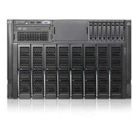 HP ProLiant DL785 (G6) Rack Server 7U (4P) AMD Opteron Six Core (8431) 2.4GHz 32GB (No HDD) Slimline CD-RW/DVD-ROM Combo Drive (Integrated ATI ES1000)