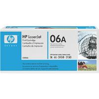 HP 06A Black Microfine Print Cartridge (Yield 2,500 Pages) for LaserJet 5L, 6L and 3150