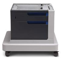 HP Colour LaserJet Paper Feeder (500 Sheet) and Cabinet  for HP Colour LaserJet CP4525