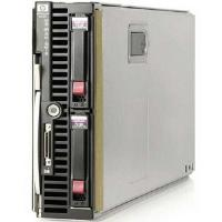 HP ProLiant BL460c (G6) Server (1P) Xeon Quad Core (X5550) 2.66GHz 6GB (3x2GB) no HDD no OS (Integrated ATI RN-50 Graphics)