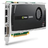 HP Nvidia Quadro 4000 2.0GB Graphics Card
