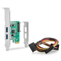 HP USB 3.0 SuperSpeed PCI Express x1 Card