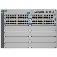 HP E5412-92G-PoE+/2XG-SFP+ v2 zl Switch with Premium Software