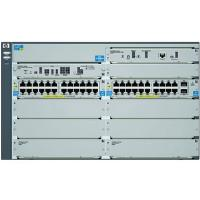 HP E8206-44G-PoE+/2XG-SFP+ v2 zl Switch with Premium Software