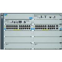 HP E8206-44G-PoE+/2XG-SFP+ v2 zl Switch with Premium Software